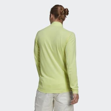 Camiseta manga larga Terrex Tracerocker Half-Zip Amarillo Hombre TERREX