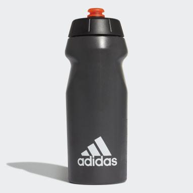 Botella Hidratante Performance 0,5 Litros Negro Rugby
