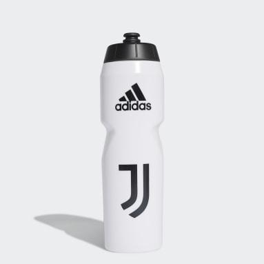Football White Juventus Bottle