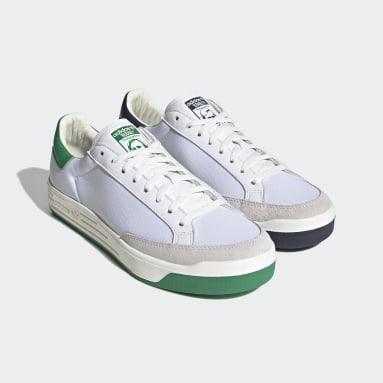 Originals Hvid Rod Laver sko