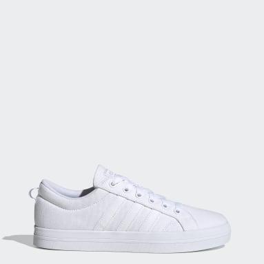 Women's Essentials White Bravada Clean Shoes