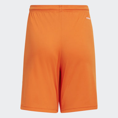 Boys Football Orange Squadra 21 Shorts