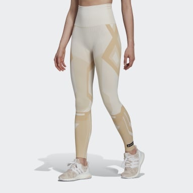 Tight Formotion Sculpt Two-Tone Bianco Donna Fitness & Training