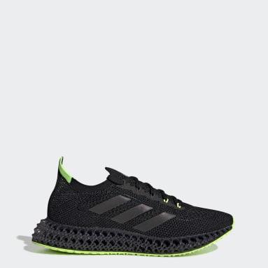 Løb Sort 4DFWD sko