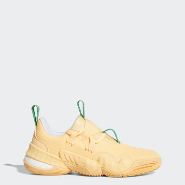 Basketball Orange Trae Young 1 Shoes