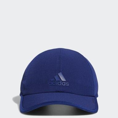 Men's Trail Running Blue Superlite Hat