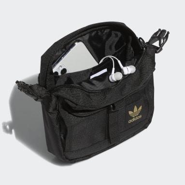 Originals Black Large Festival Crossbody Bag