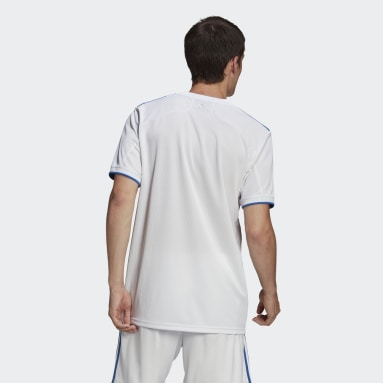 Football White Leeds United FC 20/21 Home Jersey