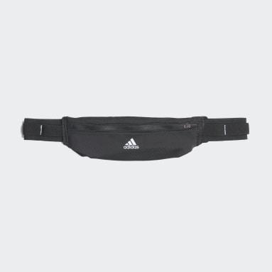 Volleyball Black Running Belt