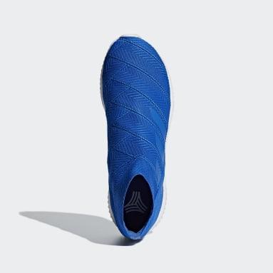 Calzado de Fútbol Nemeziz Tango 18.1 Azul Hombre Fútbol