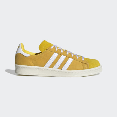 Men's Originals Gold Campus 80s Shoes