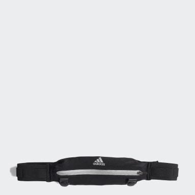 Cinturón para correr Run (UNISEX) Negro Running