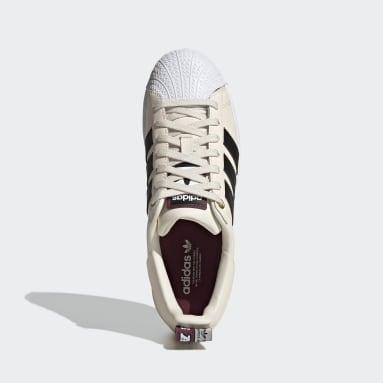 Dam Originals Vit Superstar Bold Shoes