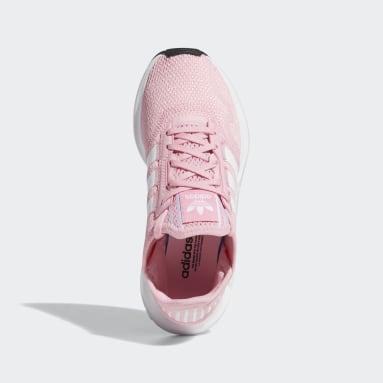 Kinderen Originals Roze Swift Run X Schoenen