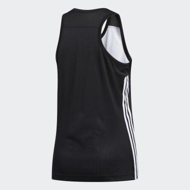 Women Basketball Black 3G Speed Reversible Jersey