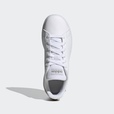 Tênis Advantage Branco Kids essentials