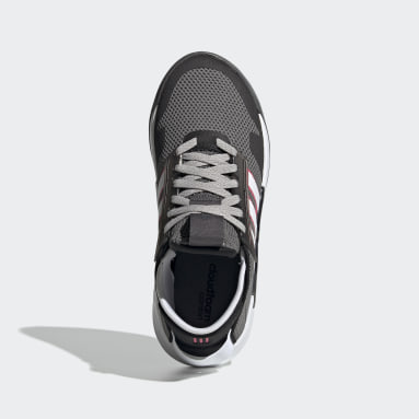 ผู้หญิง Sport Inspired สีเทา รองเท้า B-Ball 90s