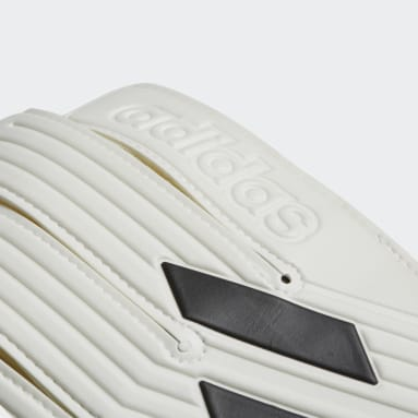 Gants de gardien de but Tiro Club Blanc Football