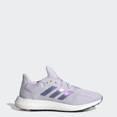 Women's Running Purple Pureboost 21 Shoes