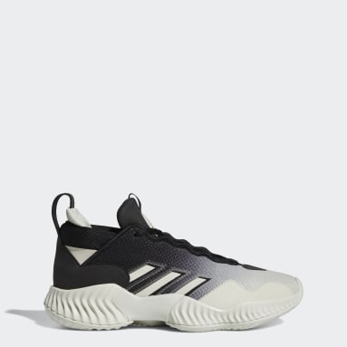 Chaussure Court Vision 3 Gris Basketball