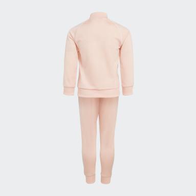 Children Originals Pink Adicolor SST Track Suit