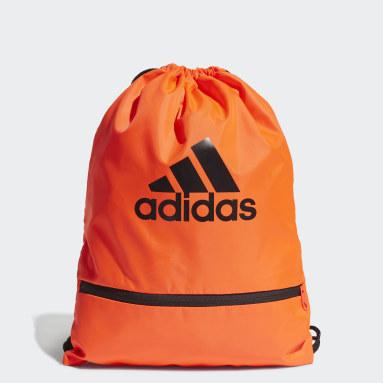 Training Orange Sport Performance Gym Sack
