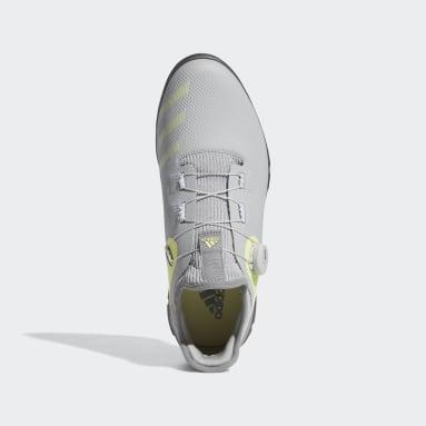 Men Golf Grey Alphaflex 21 BOA Golf Shoes