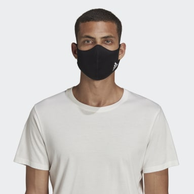 Sportswear Black Face Cover Badge of Sport - Not For Medical Use