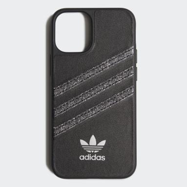 Originals Molded PU iPhone 12 Mini Schutzhülle Schwarz