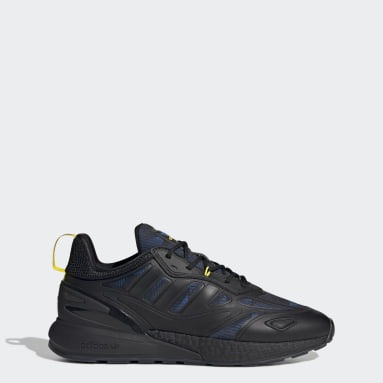 ผู้ชาย Originals สีดำ รองเท้า Manchester United ZX 2K Boost 2.0