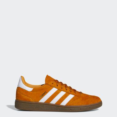 Men Originals Orange Busenitz Vintage Shoes