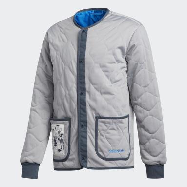 Herr Originals Grå FA Liner Jacket