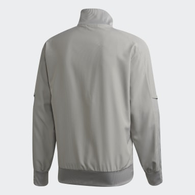 Men Gym & Training Grey Condivo 20 Presentation Jacket