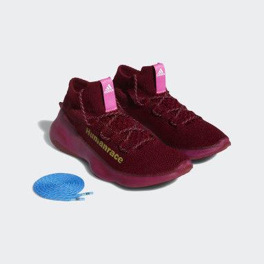 Running Burgundy Humanrace Sichona Shoes