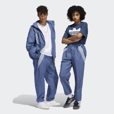 Pantalón Workshop Primeblue (Género Neutro) Azul Originals