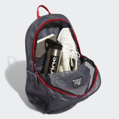 Training Grey Hermosa Mesh Backpack