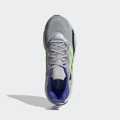 Hardlopen Grijs Solarboost 3 Schoenen