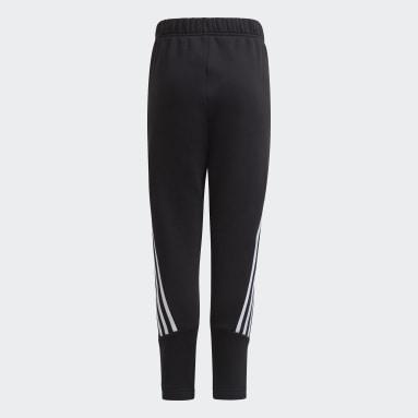 черный Утепленные брюки Future Icons