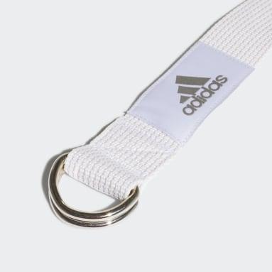 Yoga-stropp Hvit