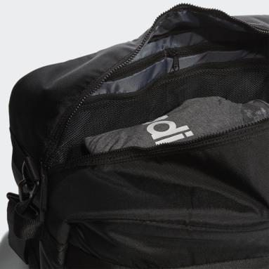 Baseball Black Amplifier Duffel Bag