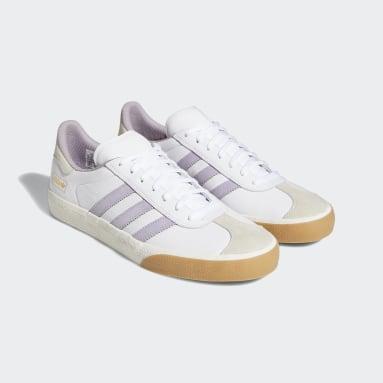 Originals White Nora Gazelle ADV Shoes