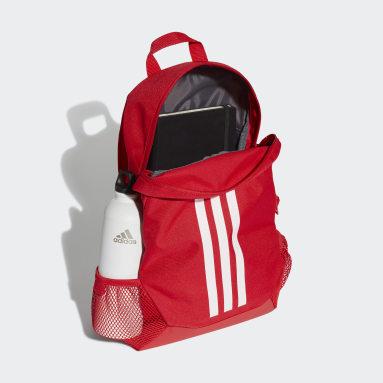 Power 5 Backpack Small Czerwony