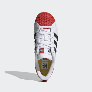 Youth 8-16 Years Originals White adidas Superstar x LEGO® Shoes