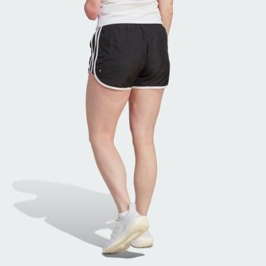 Ženy Beh čierna Šortky Marathon 20
