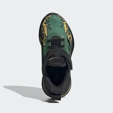Scarpe adidas FortaRun x LEGO® NINJAGO® Lloyd Verde Bambini Running