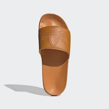 Sandalias adilette Lite Naranja Originals