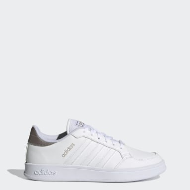 Zapatillas Breaknet Blanco Mujer Diseño Deportivo
