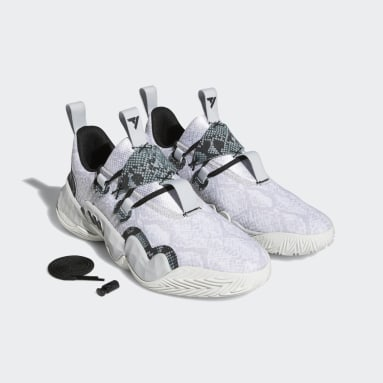 Basketball Grey Trae Young 1 Shoes
