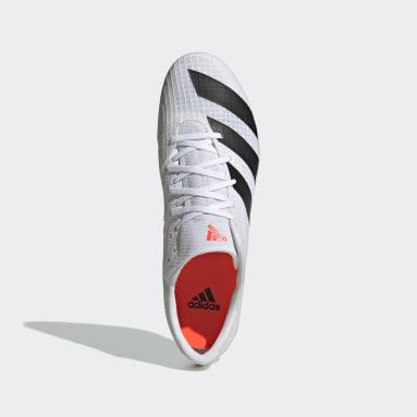 Leichtathletik Distancestar Tokyo Spike-Schuh Weiß