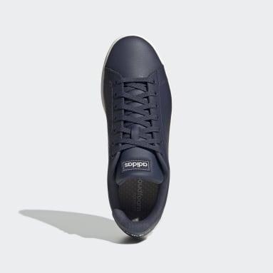Tenis Advantage Azul Hombre Diseño Deportivo